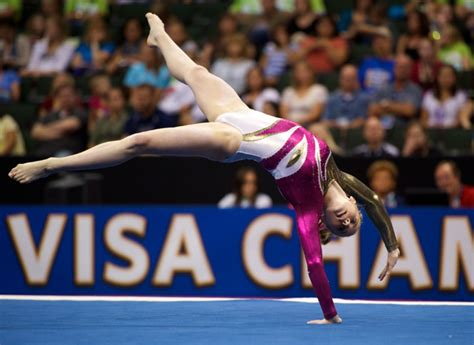 pin  hannah  mykayla skinner artistic gymnastics