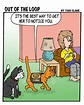A Little Knitting (and cat) Humor   Dances with Wools