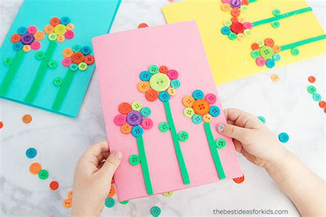 flower button the best ideas for 615 | Button Craft