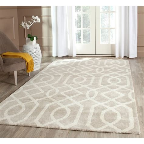 safavieh viscose rug shop safavieh handmade soho grey ivory new zealand wool