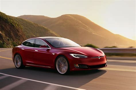 The New Tesla Model S P100d Is Faster Than All These Cars
