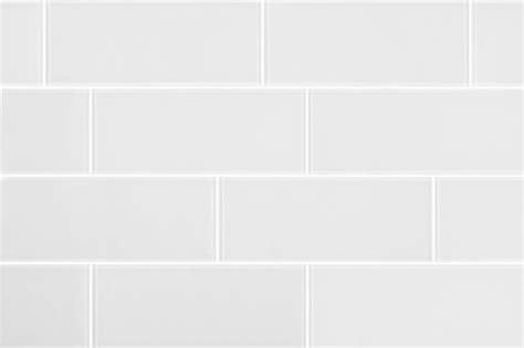 4 X 12 Matte White Subway Tile by 3 Quot X8 Quot Matt White Glass Subway Tiles Set Of 6