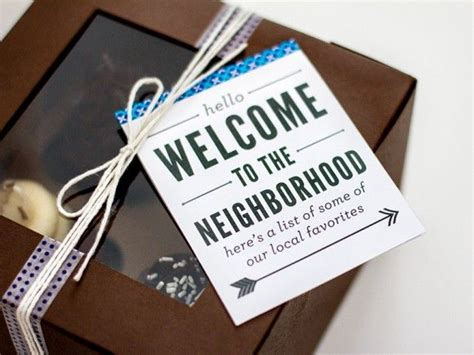 neighborhood  printable  list local