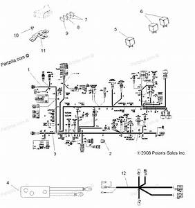 2011 Polaris Sportsman 400 Wiring Diagram