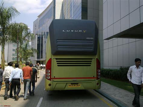 buses chennai bangalore luxury luxuria renamed edit bhp team