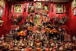 Image result for day of the dead altar heart