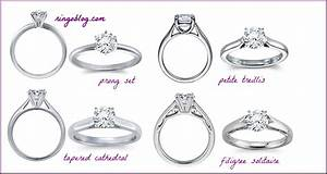 ring advice ring o blog directory of wonderful rings With wedding ring setting types