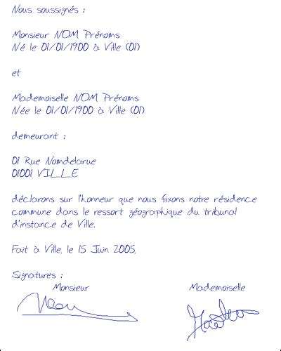 modele lettre demande d emplacement commerce ambulant exemple lettre de procuration caf