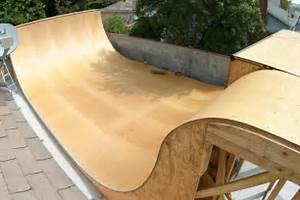 Skateboard Ramp Surfacing Choices