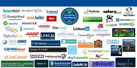 websites for 50 best websites for job search 2017 career sherpa