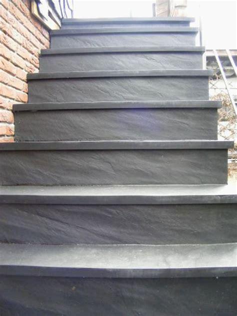 Treppenstufen Beton Außen by Au 223 Entreppen Backes
