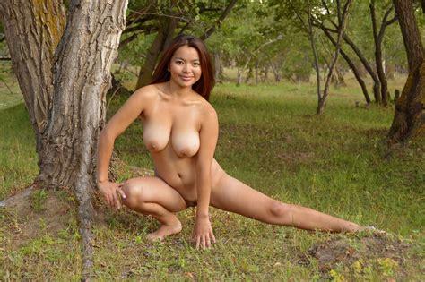 Wallpaper Aynur Brunette Exotic Nude Naked Girls