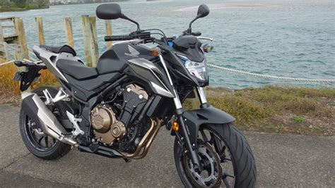 Honda Cb500f Image by Honda Cb500f Replaces Displacement With Refinement Stuff