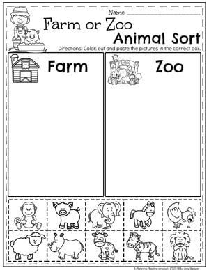 preschool farm theme planning playtime