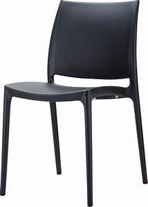 Chaise Plastique Transparent : chaise plastique transparent chaise en plastique transparent free chaise mdaillon transparent ~ Melissatoandfro.com Idées de Décoration