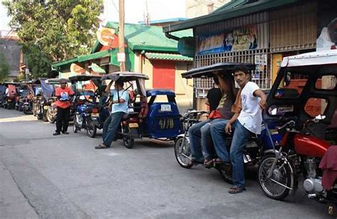 philippine motorcycle taxi meet the men who drive tricycles an inside look at the
