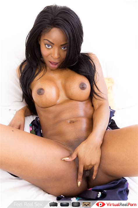 Black Ebony Solo Female
