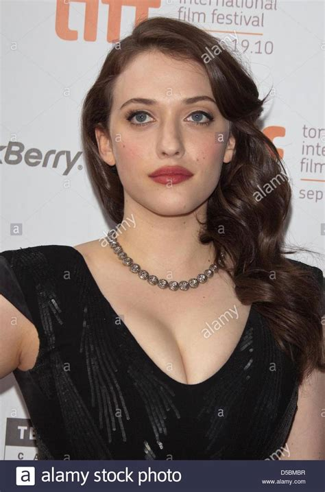 Actress Kat Dennings Attends The Premiere Daydream