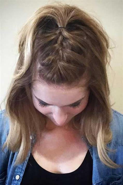 Unique Braided Short Hairstyles You will Like Short