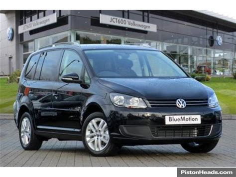 Used Volkswagen Touran Cars For Sale With Pistonheads