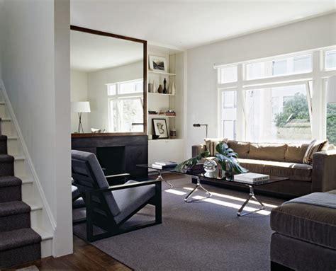 large mirror living room decoist