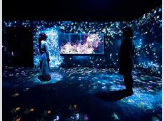 Mark Your Calendar teamLab at PACE Gallery Goop