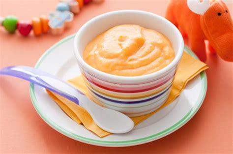 la cuisine de bébé onctueuse purée de légumes d hiver pour bébé quot la