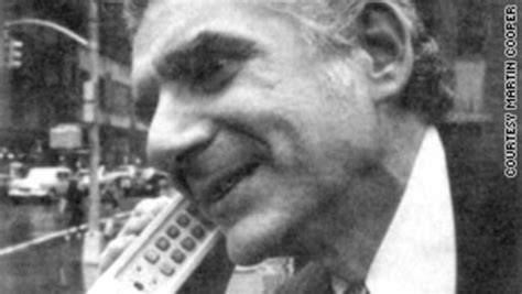 who created the cell phone twentieth century history arthur worsop timeline