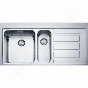 Franke Waschbecken Reinigen : franke epos eox651r1 inbouw met 1 5 spoelbak sanitair webwinkel ~ Markanthonyermac.com Haus und Dekorationen