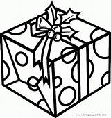 Coloring Present Gift Gifts Presents Popular Adult sketch template