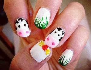 Cool nail designs : Cool nail design ideas for short nails