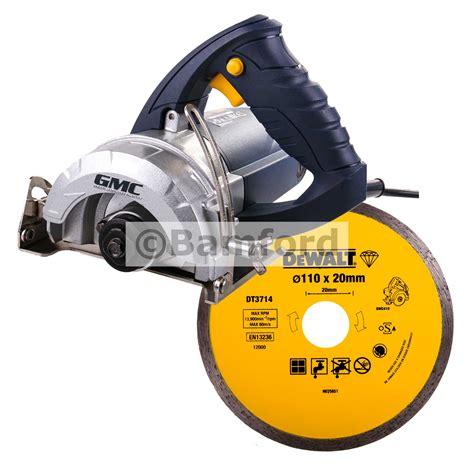 dewalt tile cutter blade gmc held cutter saw tile cutting machine
