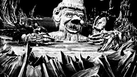 georges melies conquest of the pole the airship destroyer 1909 mubi