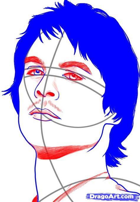 1024 x 683 jpeg 77 кб. how to draw damon salvatore step 5