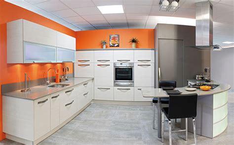 cuisine en orange quelles significations les couleurs apportent elles à