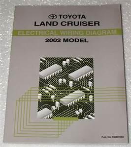 2002 Toyota Land Cruiser Electrical Wiring Diagrams  Uzj100 Series