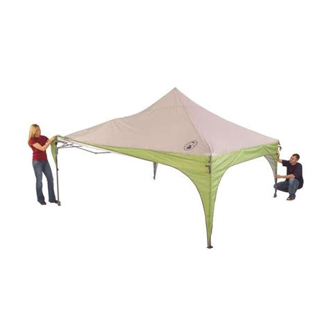coleman    foot instant canopy sun shelter