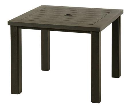 sherwood by hanamint luxury cast aluminum patio furniture