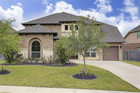 kitchen cabinets houston 5 bedroom 3807 sf home for in pearland southlake 6106