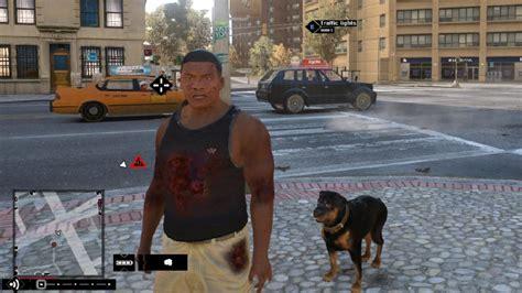 Grand Theft Auto Iv Gta 5 Franklin And Chop Script Mod