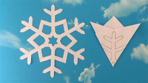 paper snowflake      paper snowflakes step