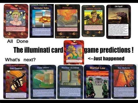 Illuminate Card Illuminati Cards Exposed And Explained