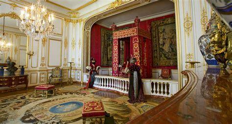 chambre louis xiv 3 touraine chateau de chambord chambre de louis