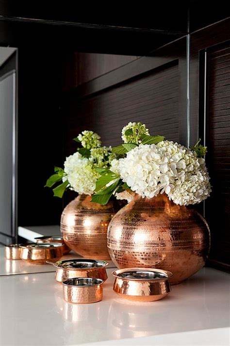 copper accents  fall evolution  style