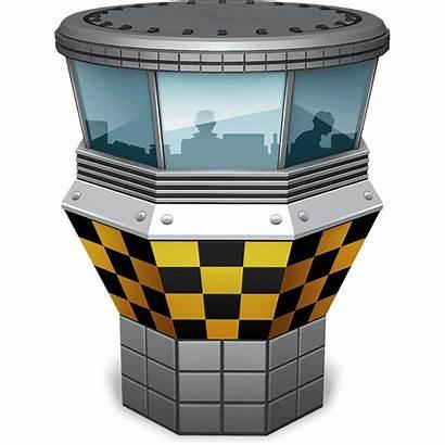 Tower Icon Power Git Brettterpstra
