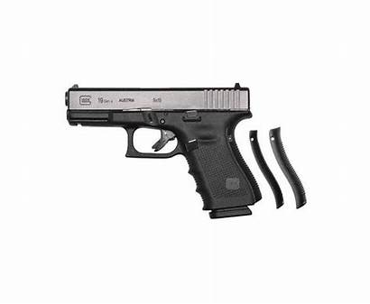 Glock Gen 19c Usa 9mm Rounds Compensated