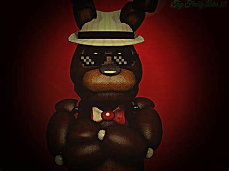 Sfm Fnafoc I Am Toy Freddy Actor By Toyspringtrap2015