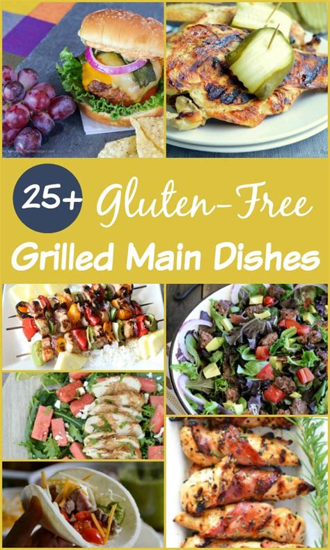 Glutenfree Grilled Main Dish Recipes
