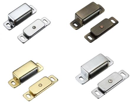 Magnetic Cupboard Latch by Zoo Heavy Duty Magnetic Cupboard Cabinet Door Latch Catch