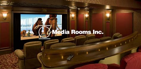 Media Rooms Inc  Award Winning Home Theater And